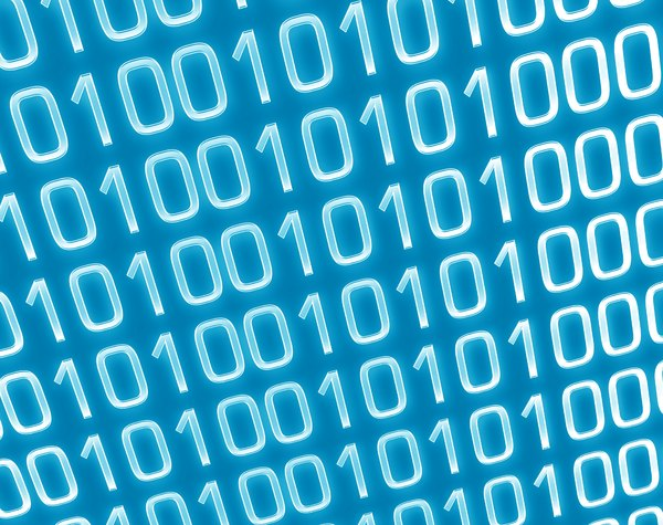 Bandwidth & IP Performance - Binary code