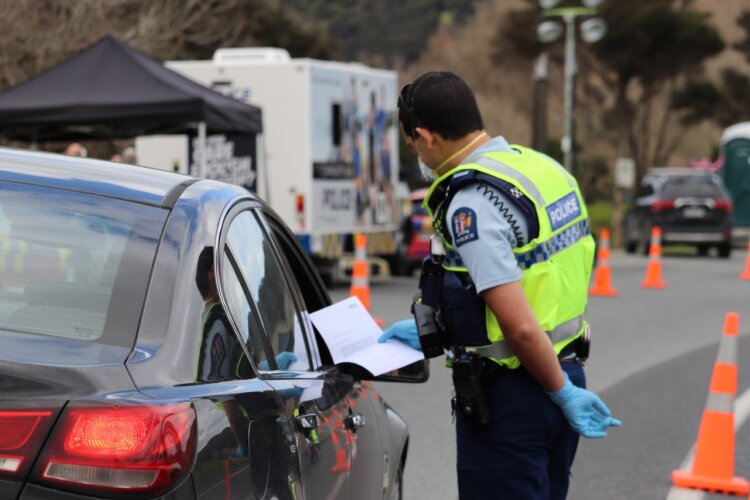Voice linking for NZ Police